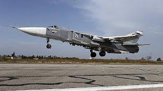 وزير الدفاع الروسي يؤكد أن الطيار الروسي الثاني على قيد الحياة