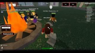 Camp half-blood on roblox