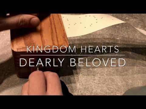 Dearly Beloved | Kingdom Hearts | Music Box