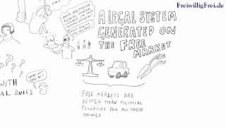 Rechtssysteme - Ideen für eine freie Gesellschaft
