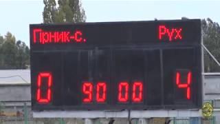 Гірник-Спорт - Рух 0:4 (Огляд матчу)