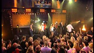 Jeanette Biedermann - How its got to be (@ TOTP 11.03.2001)
