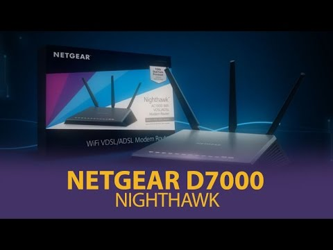 Buy the NETGEAR NightHawk D7000 Dual Band AC1900 ADSL/VDSL