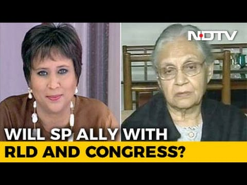 Akhilesh Yadav Better For Chief Minister Than Me: Sheila Dikshit To NDTV