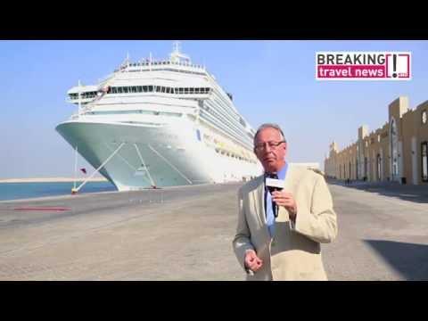 Dubai Cruise Terminal 3 Opened by Crown Prince