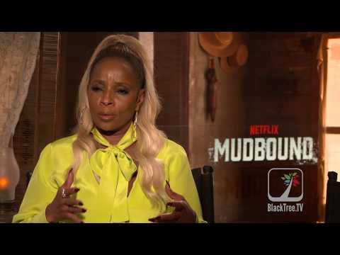 Mary J. Blige and Carey Mulligan Mudbound Interview Netflix