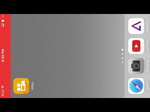 How to Download on IOS Vidyo(Screen Recorder)