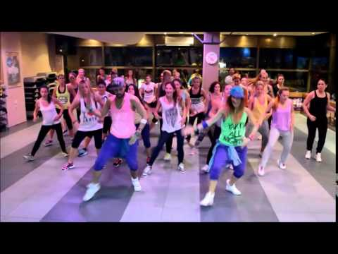 Zumba R Fitness With Nevena Amp Goran Hit The Rai Floor