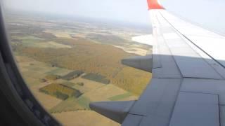 Landung in EDLP Paderborn-Lippstadt