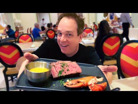 Wynn Las Vegas BUFFET Is Now A Restaurant!