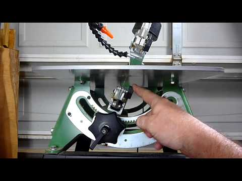 Excalibur EX-21 Scroll Saw Review