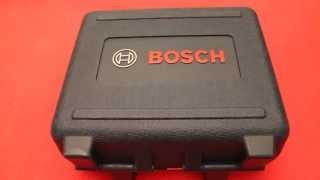 Распаковка и обзор лазерного нивелира Bosch GLL 2-15 + BM 3(Лазерный нивелир можно купить в компании СОГЕС http://www.soges.ru/lazernyj-uroven-bosch-gll-2-15-professional-plus-bm-3., 2015-09-29T19:00:04.000Z)
