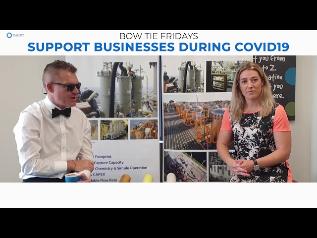 BOW TIE FRIDAYS S4 E09 - Support Businesses During COVID19