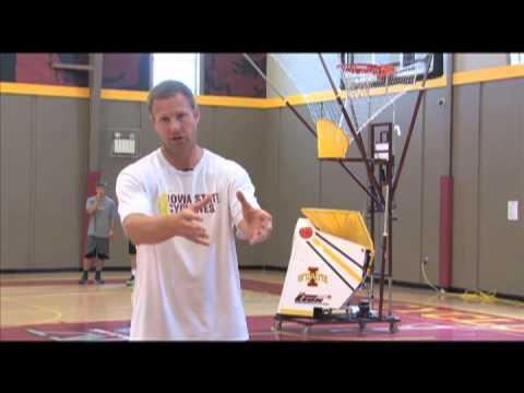 Fred Hoiberg Ball Screen Shooting Basketball Shooting Drill