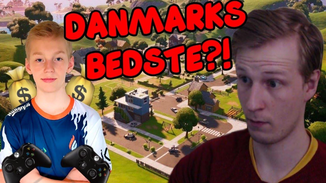 ER FLAMES DEQZYY DANMARKS BEDSTE CONTROLLER SPILLER!? (Dansk Fortnite Vod Review) | Zrool