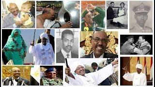 نسب عمر البشير الرئيس المخلوع #السودان #البشير #رئيس_السودان #الثورة_السودانية