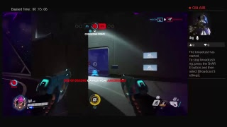 Late nate overwatch with freinds
