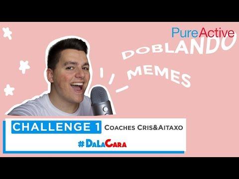 GALA 1 HUMOR - Doblando memes by Mark