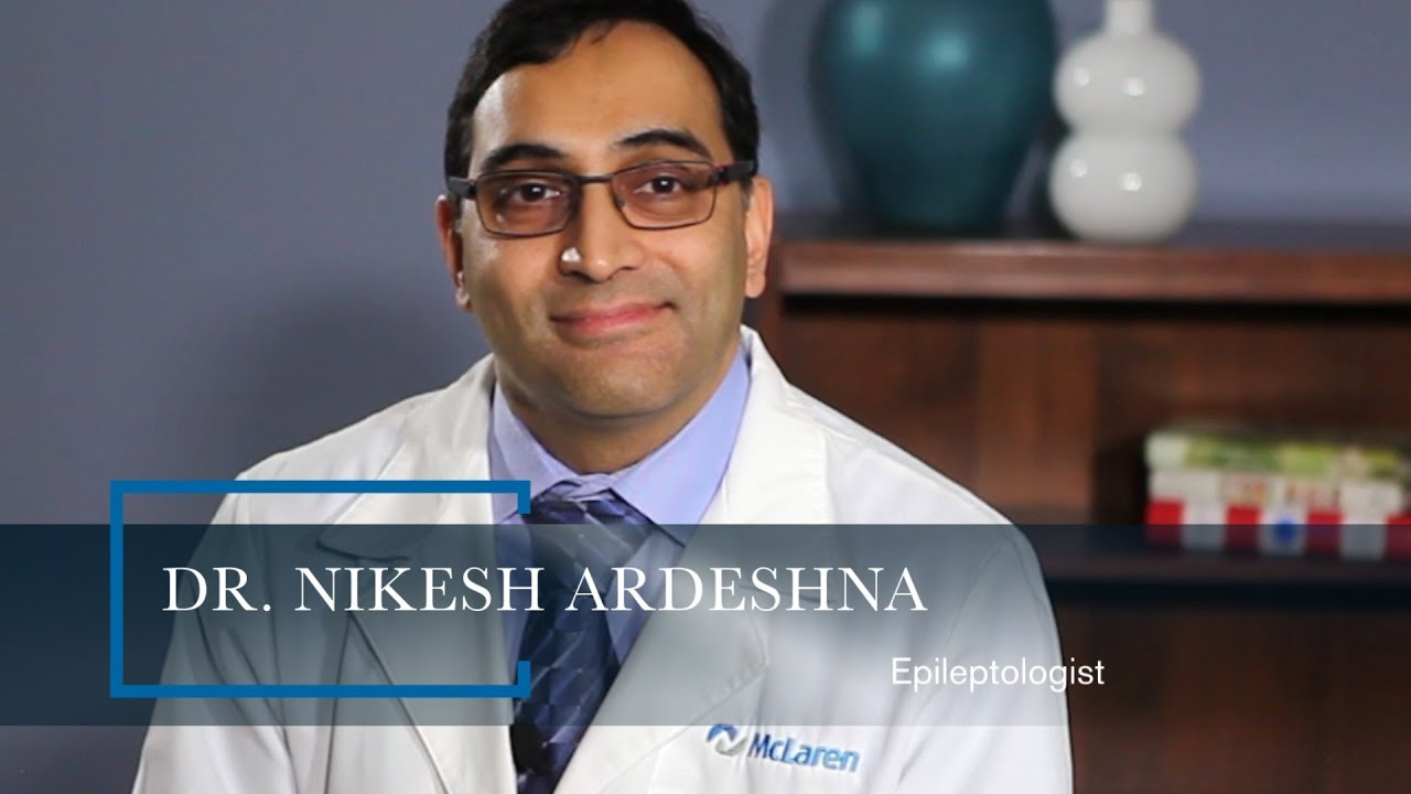 Meet Dr. Ardeshna, Epileptologist and Medical Director of Epilepsy Services video thumbnail