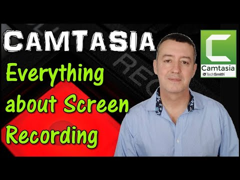 Camtasia 9: Screen Recording Tutorial