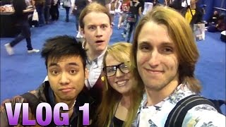 PodTaku Vlog 1 - Anime Central 2014