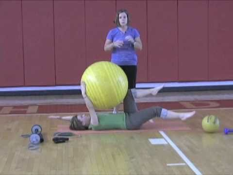 Core Exercises for Golf Fitness with Kathy Ekdahl