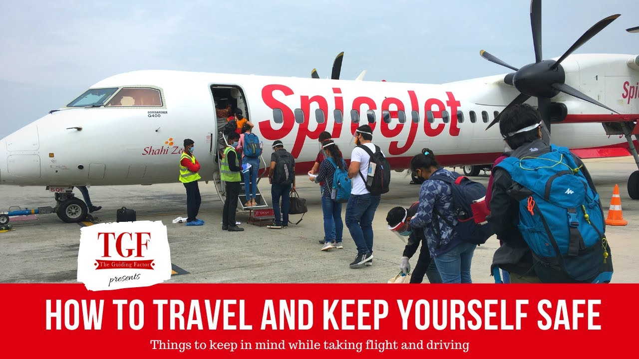 Download Tips for Flying and Traveling during COVID 19 | Domestic Flights Rules During Corona