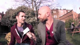 Lucky Life TV interview Guest DJ Mike Perry at Their Ibiza Send off Party in London