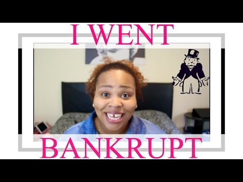 BANKRUPT at 20?!