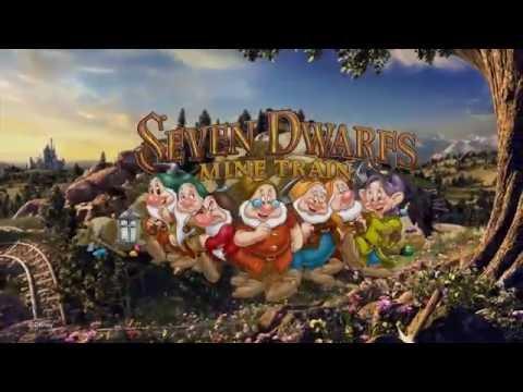 Seven Dwarfs Mine Train Memory Maker Video at Magic Kingdom