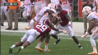 Tennessee vs. Alabama Highlights (10.24.15)