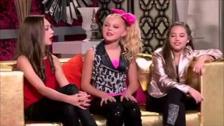 Dance Moms Girl Talk 2 JoJo Siwa the new team member