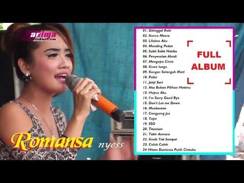 Romansa Terbaru - PUTRA MBOTO Anniversary 2017 [FULL ALBUM]