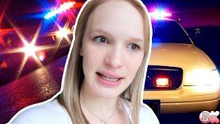 Cops got her...