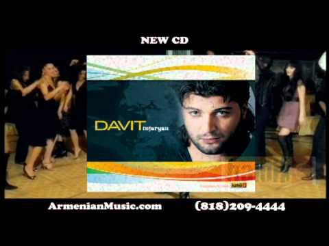 DAVIT TUJARYAN NEW ARMENIAN CD