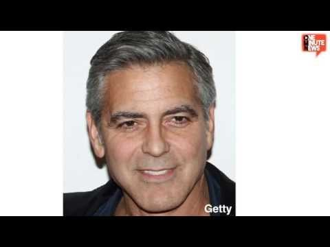 Is George Clooney Engaged to Alma Alamuddin?