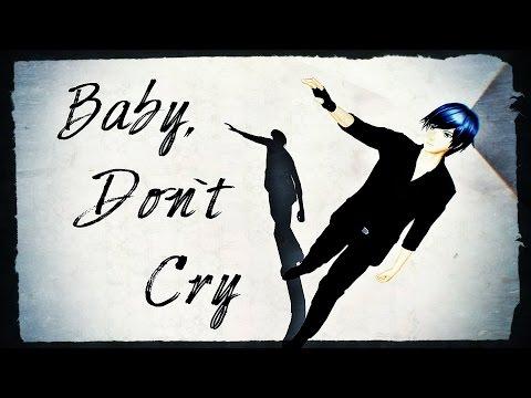 [mmd]-exo-(엑소)-–-baby,-don`t-cry-(인어의눈물)