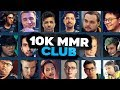 10.000 MMR CLUB - ALL 10k MMR PLAYERS IN DOTA 2 - GAMEPLAY COMPILATION