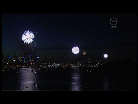 Sydney Family Fireworks 2008