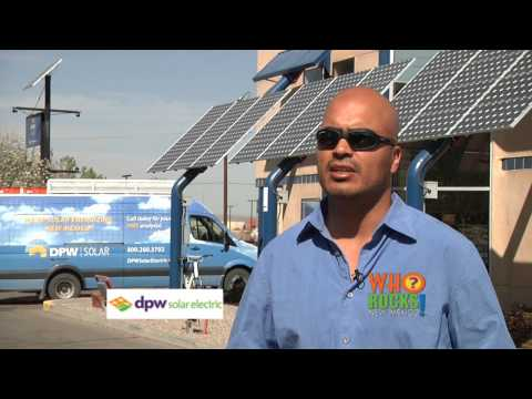 DPW Solar - Facility Tour