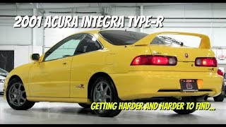 2001 Acura Integra Type-R - Video Test Drive with Chris Moran
