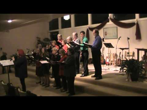 """""""Because Its Christmas"""" by Unity of Tallahassee Choir on 12/14/14"""