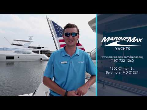 2016 Sea Ray 59 SUNDANCER Yacht For Sale at MarineMax Baltimore
