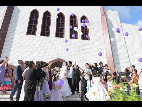 PIERE + KYM Wedding Day   MORNING EXPRESS   SDE MANADO