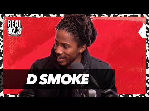 D Smoke Talks Black Habits Kendrick Lamar Comparisons Paying Teachers More Money More