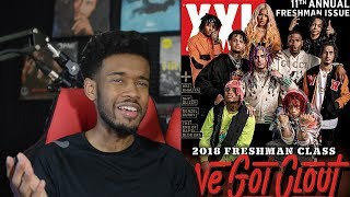 XXL 2018 FRESHMAN COVER Is Not Bad