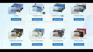 NEW Windows 7 Theme Packs - Free Download
