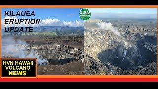 HAWAII Kilauea Eruption USGS Latest Update (8/19/2018)