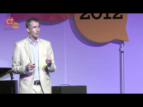 "Scott Anthony at Ci2012 - ""Innovation Lessons from Asia"""