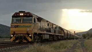 NSW Railways: Hunter Valley 29 April 2011